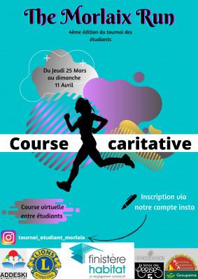 Finistère Habitat partenaire de la 4ème édition du tournoi des étudiants Morlaisiens