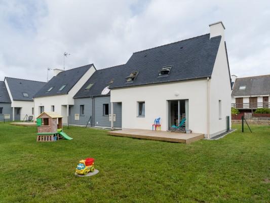 Inauguration de 8 logements à Penmarc'h