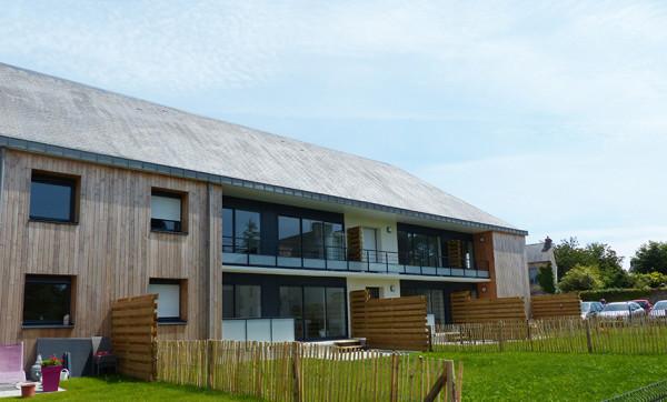 Finistère Habitat inaugure 12 logements collectifs à Rosporden