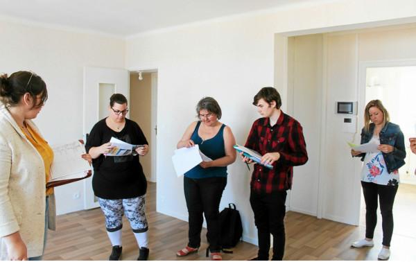Finistère Habitat organise des ateliers pratiques en partenariat avec la Mission locale du pays Centre Ouest Bretagne